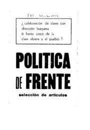thumbnail of politica-de-frente