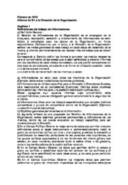 thumbnail of 1970 – febrero – Informe a la Direccion