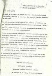 thumbnail of 1973 – abril 17. Copamiento del Registro Automotor de San Justo