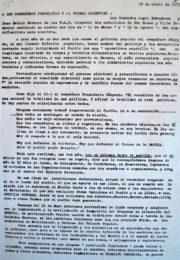 thumbnail of 1973 abril. A los companeros peronistas