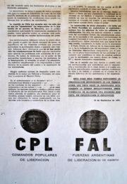 thumbnail of 1973 septiembre 15. CPL FAL La Lucha y Organizacion