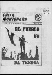 thumbnail of Evita Montonera 17