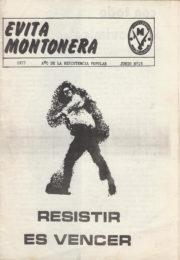 thumbnail of Evita Montonera 18