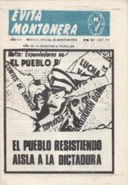 thumbnail of Evita Montonera 19