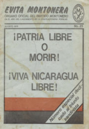 thumbnail of Evita Montonera 25