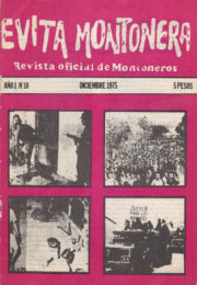 thumbnail of Evita Montonera n 10