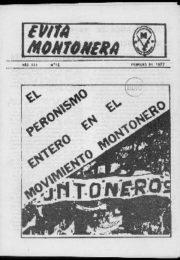 thumbnail of Evita Montonera n 15