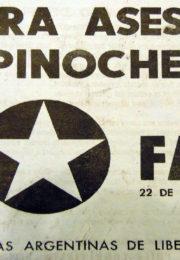 thumbnail of Fuera asesino Pinochet