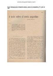 thumbnail of 1966 abril. 4 Tesis sobre el norte argentino-Baja