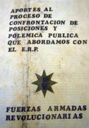 thumbnail of 1971. Debate con el ERP Parte I
