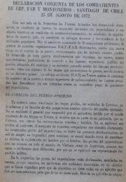 thumbnail of 1972 agosto 25. Declaracion conjunta con ERP y M