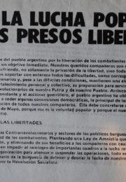 thumbnail of 1973 marzo. Con la lucha popular a los presos liberar
