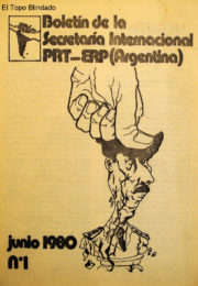 thumbnail of 1980. Boletin Secretaria Internacional N 1