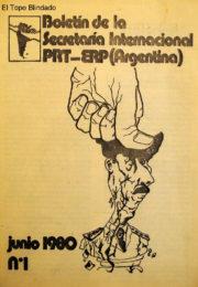 thumbnail of 1980. Boletin Secretaria Internacional N 1