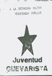 thumbnail of A la dictadura militar resistencia popular