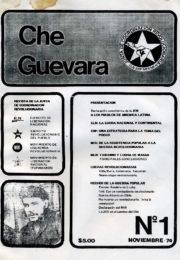 thumbnail of Che Guevara N 1