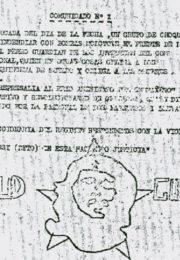 thumbnail of Comunicado N 01