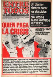 thumbnail of Entre Todos N 08. 1985 julio