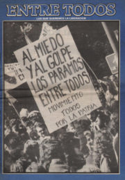 thumbnail of Entre Todos N 26. 1987 abril. Cordoba