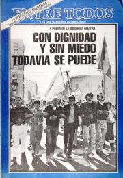 thumbnail of Entre Todos N 28. 1 quincena Junio 1987