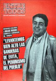 thumbnail of Entre Todos N 31. 1 quincena Agosto 1987