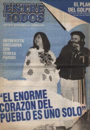 thumbnail of Entre Todos N 32. 1987 agosto 2 quincena. Buenos Aires