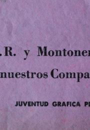 thumbnail of FAR y Montoneros son nuestros companeros