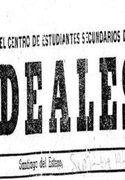 thumbnail of Francisco R. Santucho. El estudiante, la pedagogia escolar y los doctores
