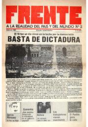 thumbnail of Frente N 02. diciembre 1982