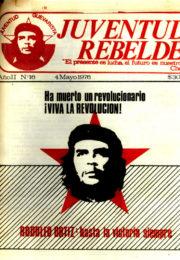 thumbnail of Juventud Rebelde 16