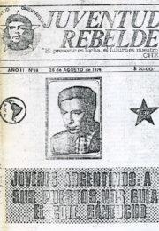 thumbnail of Juventud Rebelde 18