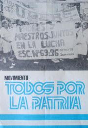 thumbnail of La lucha docente es la lucha de todos