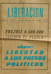 thumbnail of Liberación N° 01