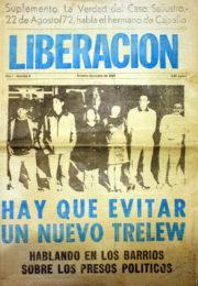 thumbnail of Liberación N° 02