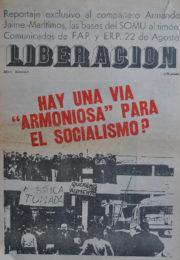 thumbnail of Liberación N° 09