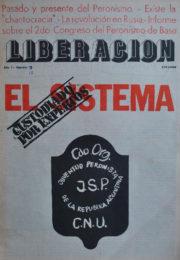 thumbnail of Liberación N° 13
