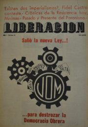 thumbnail of Liberación N° 15