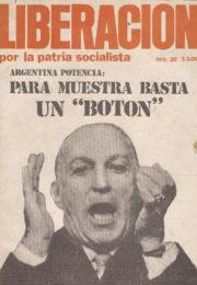 thumbnail of Liberación N° 20