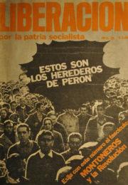 thumbnail of Liberación N° 21