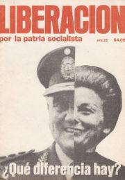thumbnail of Liberación N° 23