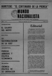 thumbnail of Mundo Nacionalista N 2