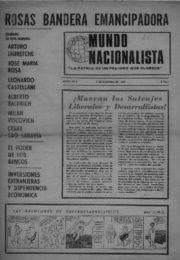 thumbnail of Mundo Nacionalista N 3