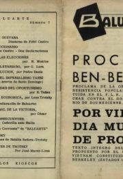 thumbnail of N Extra Proclama Ben Bellista