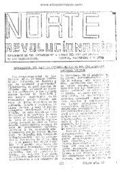 thumbnail of Norte Revolucionario 02-09-1968