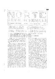 thumbnail of Norte Revolucionario 50