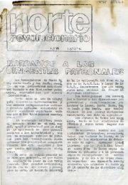 thumbnail of Norte Revolucionario 65