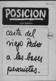 thumbnail of Posicion Suplemento Carta del viejo Pedro