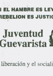 thumbnail of Si el hambre es ley