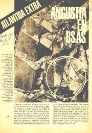 thumbnail of Version de la revista Atlantida sobre la explosion de la calle Posadas