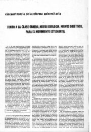 thumbnail of 1968. Cincuentenario de la Reforma Universitaria
